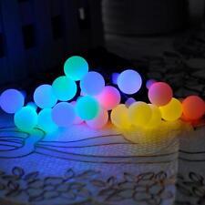Solar Power 20 LEDs Ball Shape Fairy String Light #L For Xmas Party Garden Decor