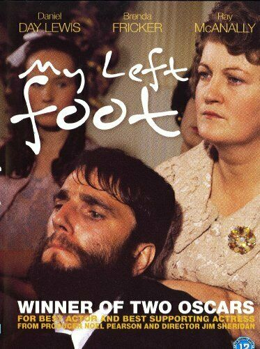 My Left Foot [DVD] -  CD 56VG The Cheap Fast Free Post