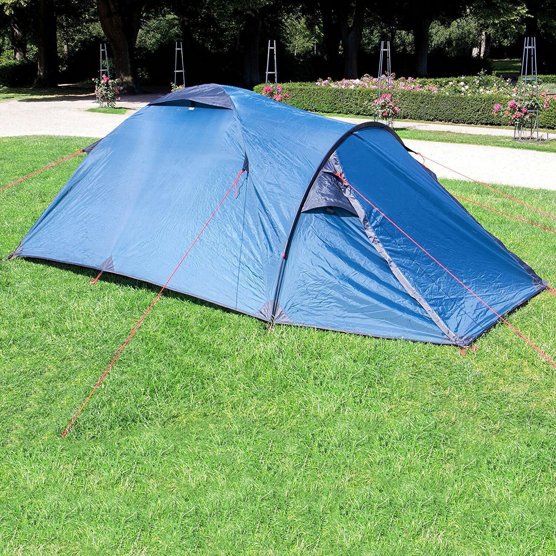Wanderlust Cochepa 2 personas kuppelzelt Cámping exterior festival igluzelt azul   100% a estrenar con calidad original.