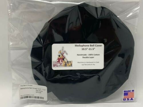 "Mellophone Bell Cover Fits Bells 10.5-11.5/"""