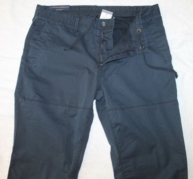 9df682747753 Polo Ralph Lauren Big and Tall Mens Space Blue Boating Pants NWT Size 42 T x