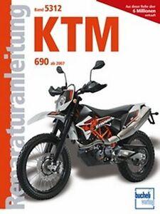 repair manual ktm 690 enduro supermoto smc duke ab 2007 band 5312 rh ebay com ktm 690 smc repair manual ktm 690 smc workshop manual
