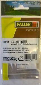 Faller-180704-LED-Ghirlanda-di-luci