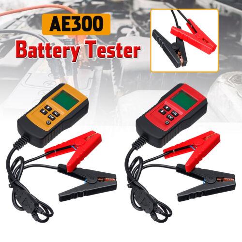 12V Car Battery Load Tester Battery Digital Charging Analyzer Diagnostic Tool \