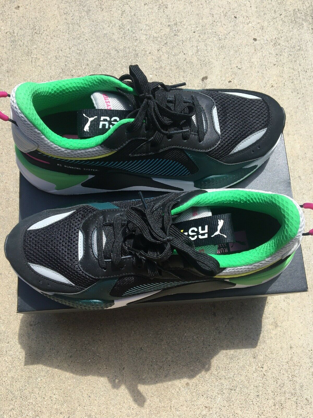 shoes PUMA RS Tuning men SystemSystemSystemrunning OikXTlwZPu