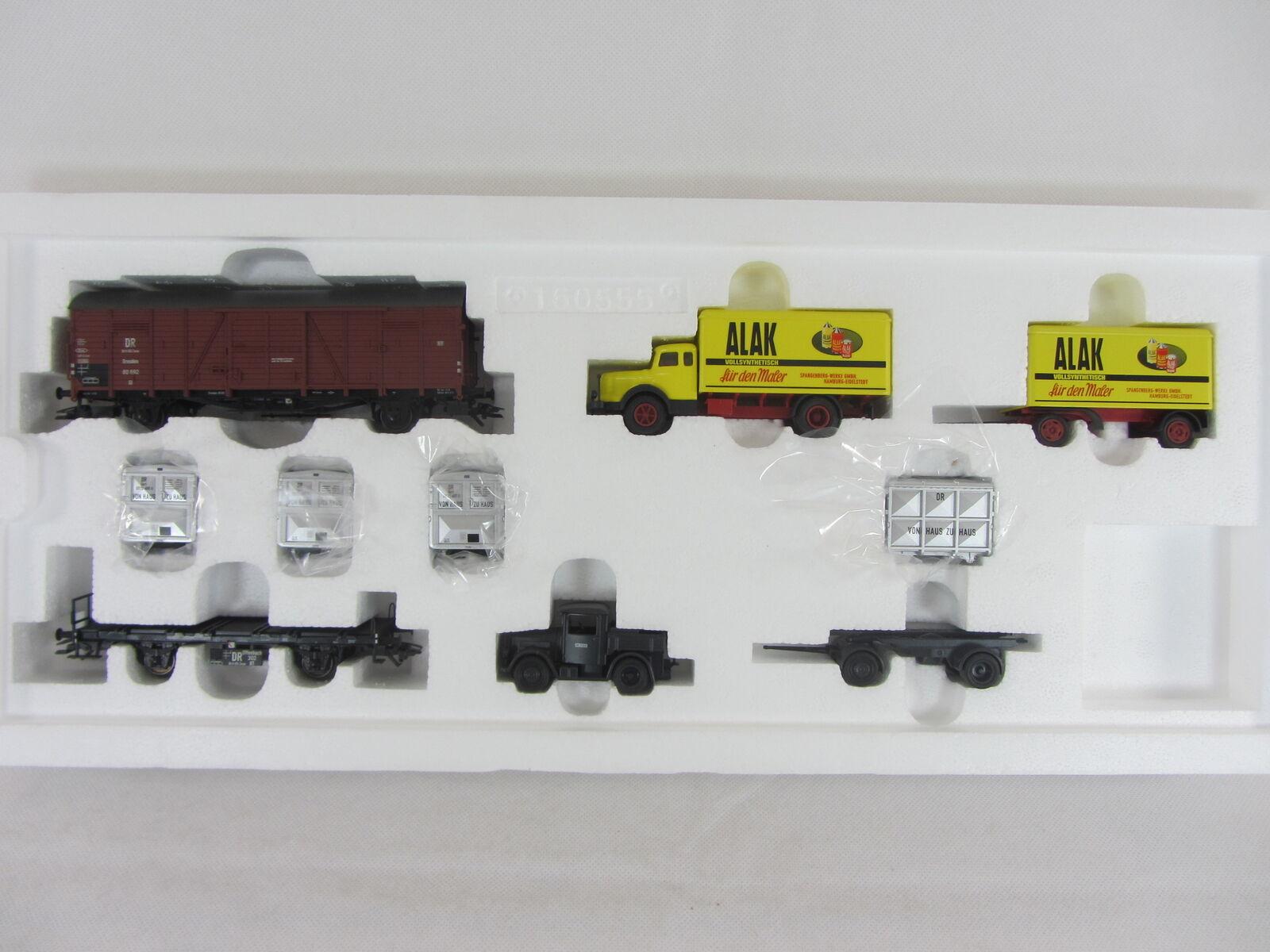 Märklin 48812 Güterwagenset   Epoche III Spangenberg-Werke mit OVP OVP OVP  | Lebhaft  7dd91b
