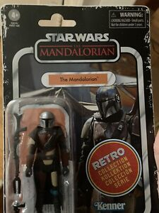 Star Wars The Mandalorian Action Figure 3.75 Scale Retro Collection Ships ASAP