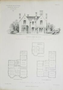 1868-Architektonisch-Aufdruck-Villa-bei-Grantham-Hine-amp-Evans-Architects