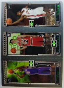 2003-04-Topps-Rookie-Matrix-JBM-Hinrich-Chris-Bosh-LeBron-James-Rookie-RC