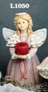 Ceramic-Bisque-Standing-Angel-Candle-Holder-Gare-L1050-U-Paint-Ready-To-Paint