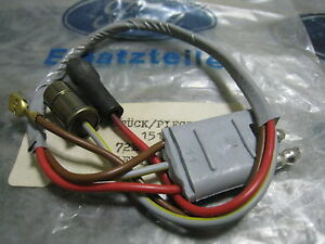 mk1 capri rs gt genuine ford nos centre console clock wiring harness ford lock ring removal tool image is loading mk1 capri rs gt genuine ford nos centre