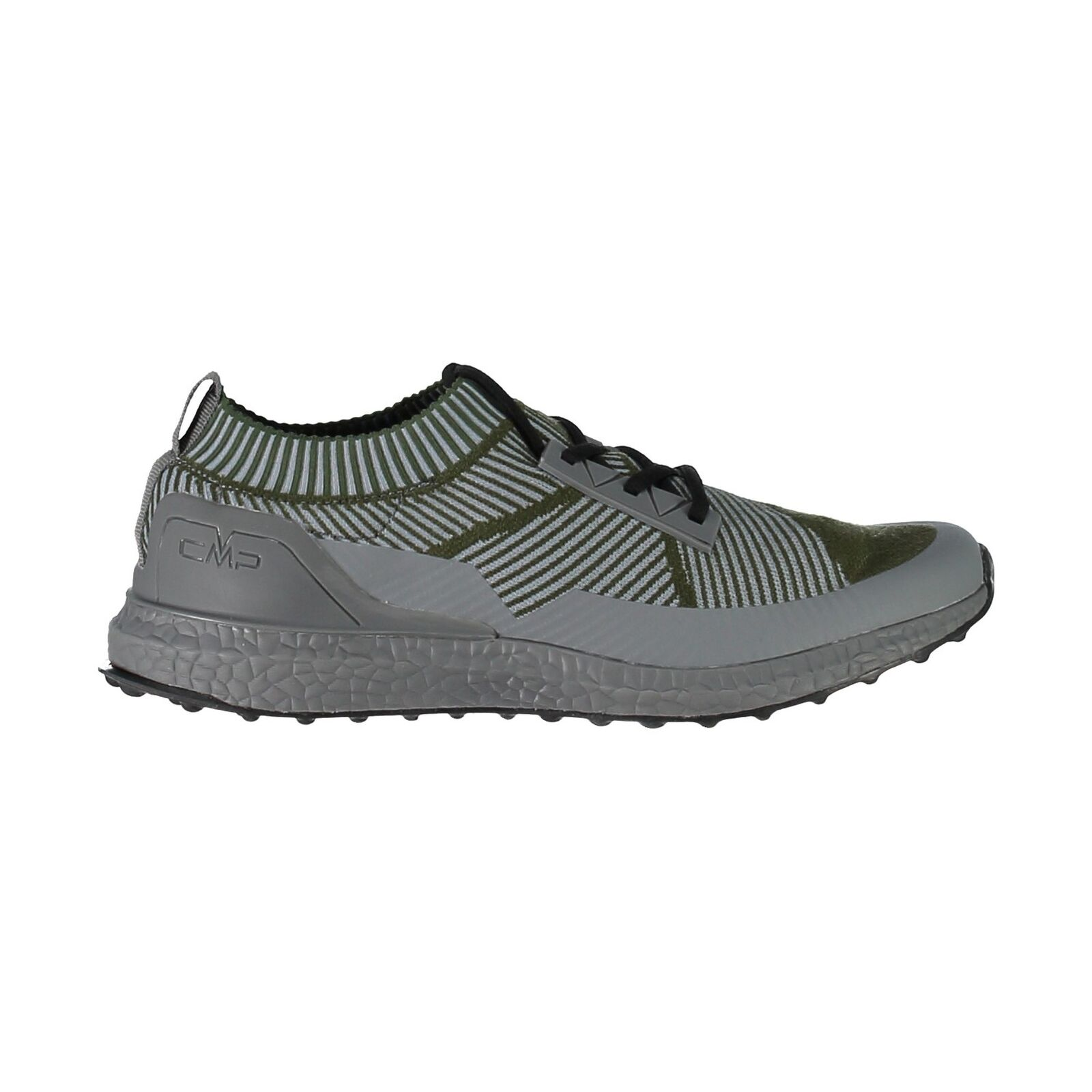 CMP Trainers Sport shoes Nembus Wool Lifestyle shoes Green  Striped  free delivery and returns