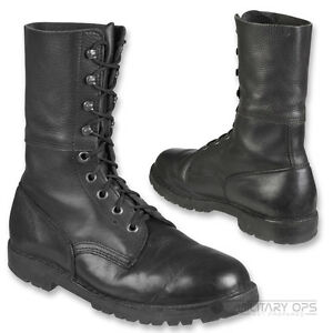 GERMAN-AUSTRIAN-PARA-BOOTS-PARATROOPER-BOOT-VINTAGE-ARMY-SURPLUS-GRADE-1