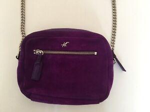 Womens Leather Crossbody Bag