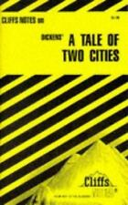 Cliff Notes on Dickens' Tale of Two Cities ISBN 0822012553