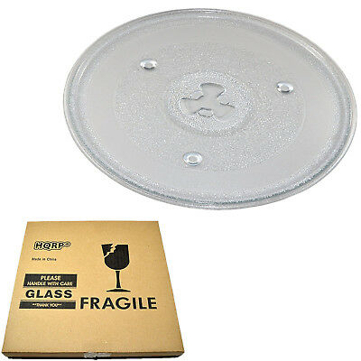 Replacement Hamilton Beach HB-P90D23 Microwave Glass Plate Compatible Hamilton Beach 252100500497 Microwave Glass Turntable Tray 10 1//2 270mm