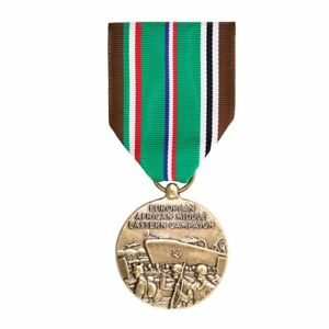 Genuine-U-S-FULL-SIZE-MEDAL-EUROPEAN-AFRICAN-MIDDLE-EAST-CAMPAIGN
