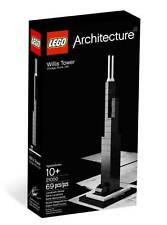 LEGO Architecture 21000 WILLIS TOWER NEU OVP NEW MISB NRFB