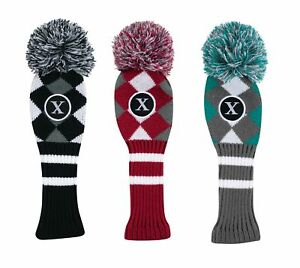 CALLAWAY-POM-POM-X-FAIRWAY-WOOD-HEADCOVER-NEW-2017-PICK-A-COLOR