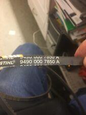 Stihl 9490 000 7850 Belt For Ts350 Ts360 Or Ts460 Chop Saws