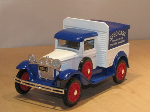 1//25 #1000 SPEC CAST 1ST EVER PRODUCTION 1931 FORD MODEL A  PICKUP BANK
