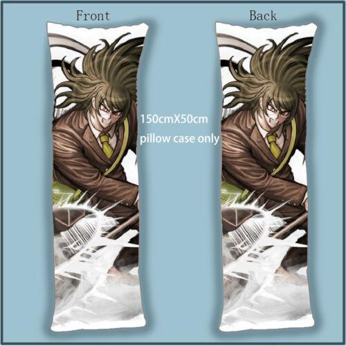 Dakimakura Body Pillow Case Cover Danganronpa V3 Gokuhara Gonta 150x50cm