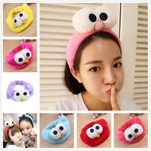 Cute-Women-Girl-Elastic-Headband-Hairband-Hair-Band-Hoop-Makeup-Face-Headwear-AU