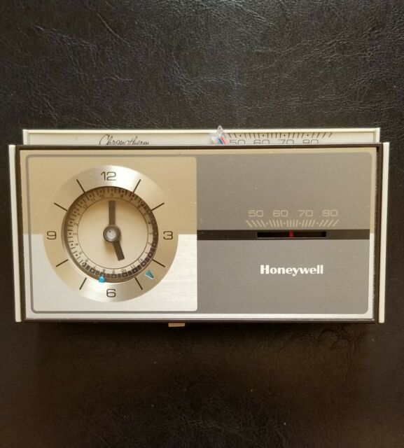 Honeywell Chronotherm T8200 Electronic Thermostat