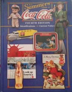 Details about COCA-COLA VALUE GUIDE COLLECTOR'S ID BOOK coke can bottle  sign calender cooler++
