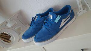 low priced 0a6b8 2f58c Details zu * Lakai Caroll 5 Herren Jungen Schuhe Halbschuhe Skater blau Gr.  41 NEU *