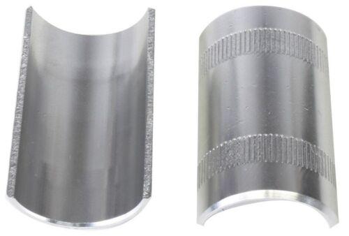 Silver Sunlite Handlebar Shims 22.2 to 25.4mm