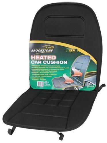 BR330141 Heated Car Cushion 12v