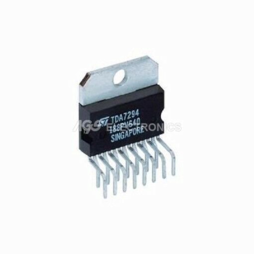 TDA7294 - TDA 7294 INTEGRATO AMPLIFICATORE 100V 100W