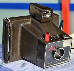 Polaroid-Zip-Land-Camera-Machine-Photography-Snapshot-Vintage-Perfect-Box