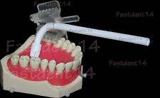 4 Pc Dental Silicone Mouth Prop Suppor +12 Saliva Ejector Suction Tip USA SELLER