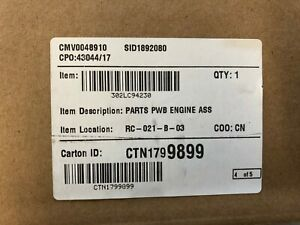 Kyocera-302LC94230-PARTS-PWB-ENGINE-ASSY-SP
