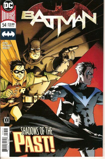 Batman #54 from DC Comics (2016 series) New Near Mint