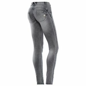 cheap for discount e62bb 1644a Details about SCONTO 30% FREDDY WR.UP JEANS STONE WASH PANTALONE PUSH UP  WRUP1RJ14E REGULAR