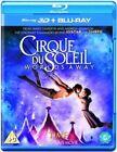 Cirque Du Soleil - Worlds Away (3D Blu-ray, 2013, 2-Disc Set)