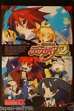 Disgaea 2 Cursed Memories Anthology Comic manga book