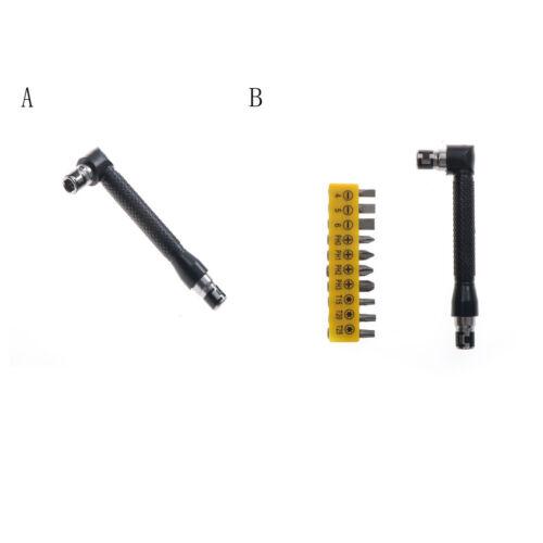 L-forme à deux voies HEX clé dynamométrique double tête pour tournevis