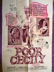 The erotic adventures of poor cecily