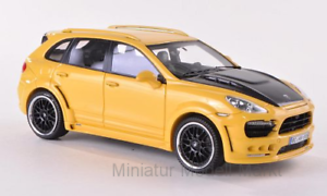 45695 - Neo HAMANN Guardian-Porsche Cayenne-Yellow Carbon - 2011 - 1 43