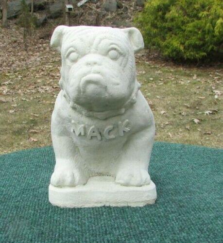 CONCRETE MACK TRUCK BULL DOG FOR MACK TRUCK LOVERS