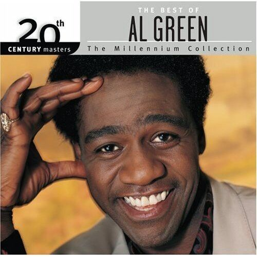 1 of 1 - Al Green - 20th Century Masters: Millennium Collection [New CD] Rmst
