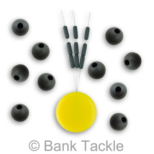Naked Chod Set with Hooks Tungsten Sinkers and Beads Carp Fishing Tackle VCD1