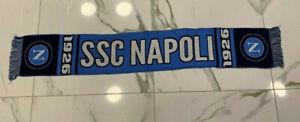 di prim'ordine alta moda bambino Dettagli su 1 SCIARPA Ssc NAPOLI 1926 Forza Napoli Stadio prodotto ufficiale