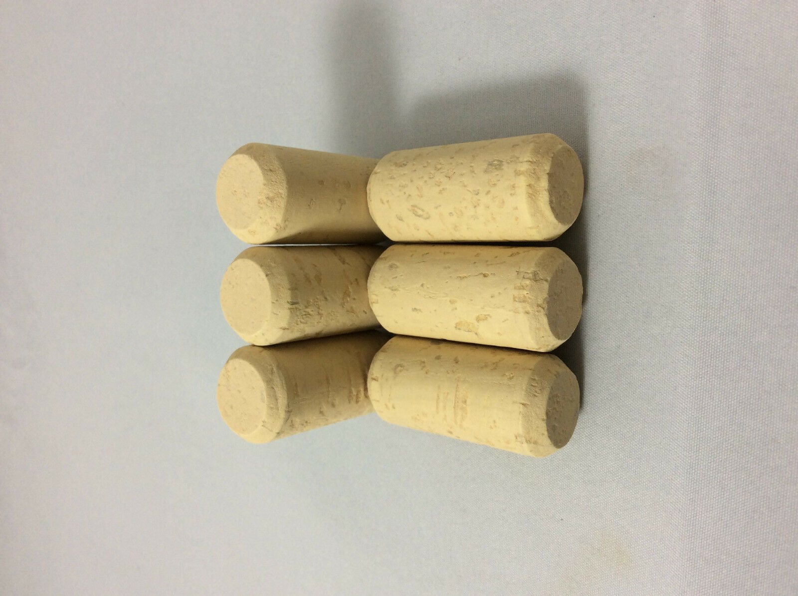 1000 Colmated Natural Wine Corks  8 x1-3 4  Value grade   free shipping