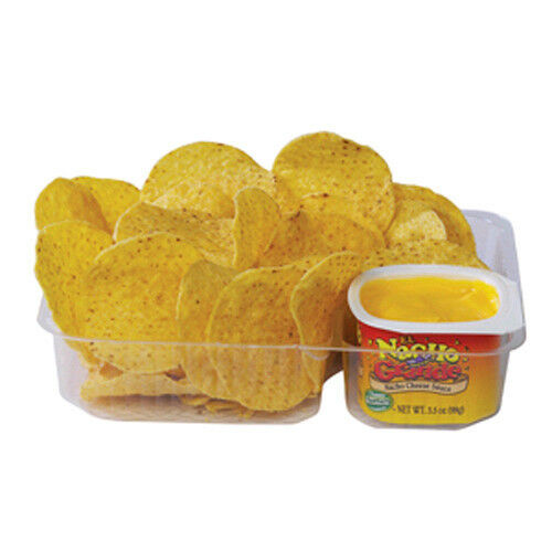 Nacho Cheese Trays w// 2 compartments