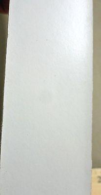"Almond melamine polyester edgebanding 7//8/"" x 120/"" PSA adhesive peel and stick"